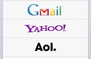 Hướng dẫn thiết lập email trên iphone