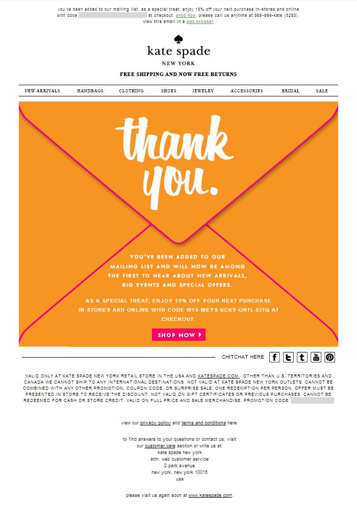 có những thời điểm bạn nên gửi Email Welcome