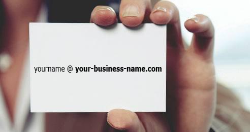 email theo tên miền cá nhân